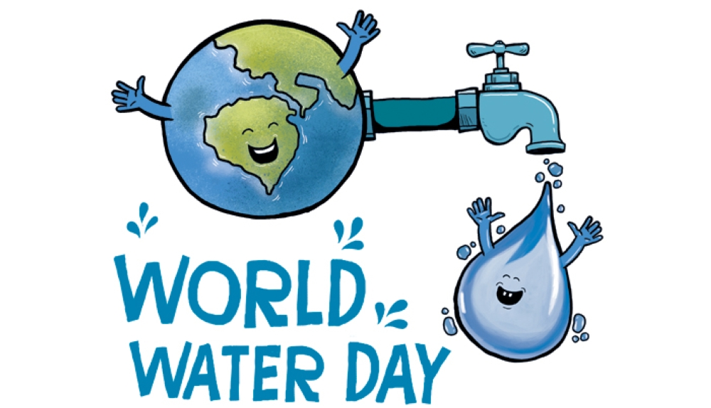 Earth and water for World Water day