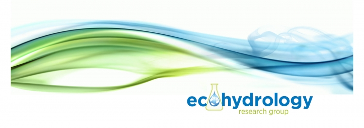 Ecohydrology Group Banner
