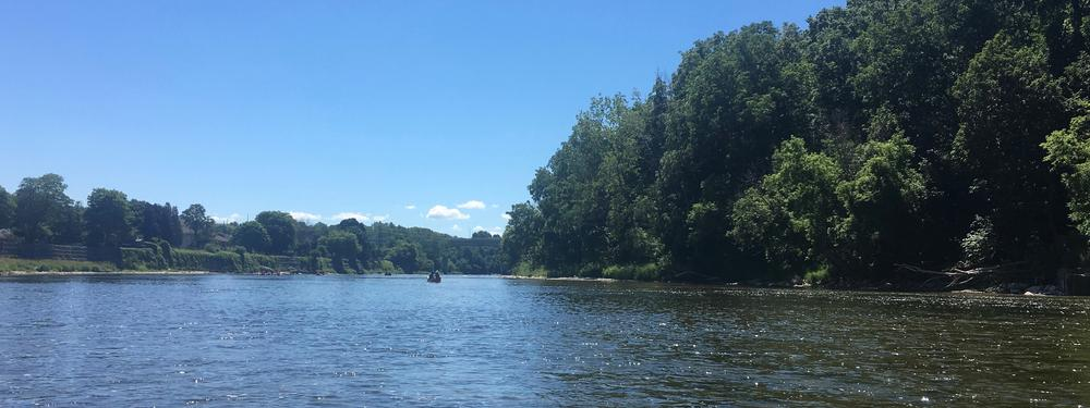 ERG Canoe Trip