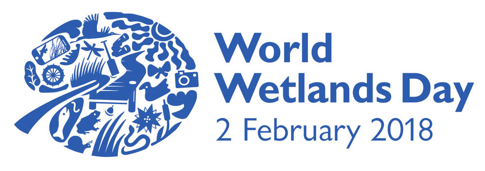 World Wetlands Day: 2 February 2018.