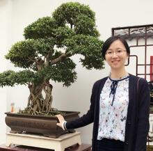 Photo of Qianlin Zheng