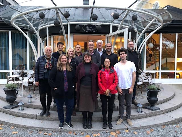 Cold Regions Ecohydrogeology consortium meets in Uppsala, Sweden