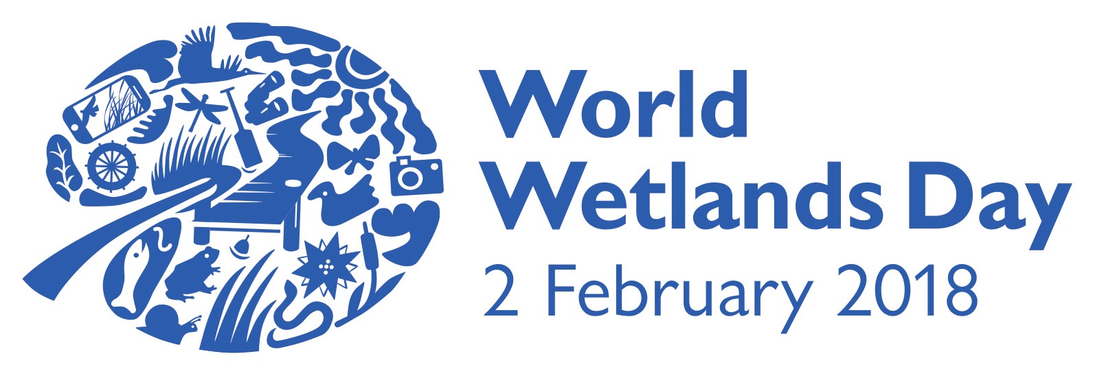World Wetlands Day 2018 Logo