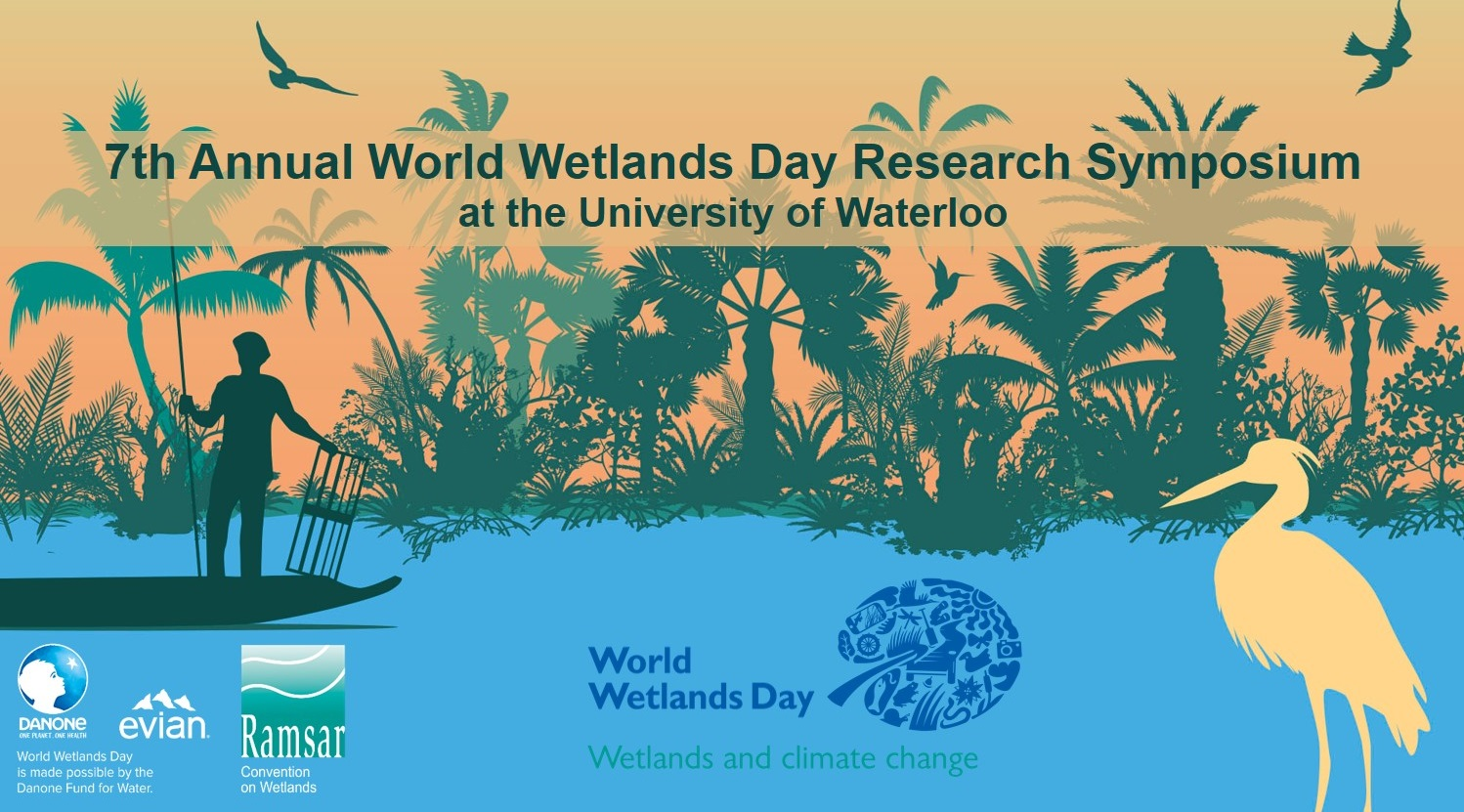 World Wetlands Day 2019 Poster