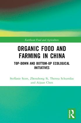 Organic Food and Farming in China book cover.
