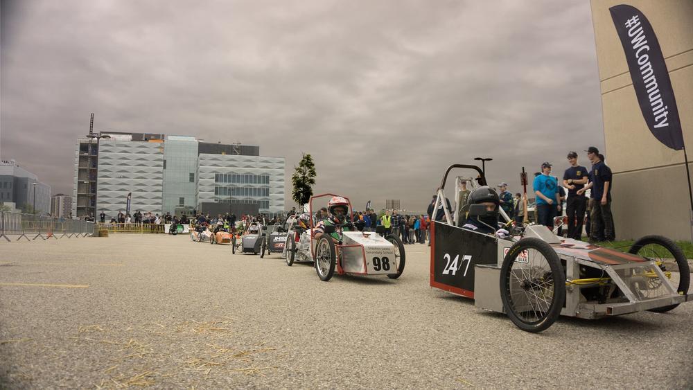 EV Challenge 2017 - Let the races begin