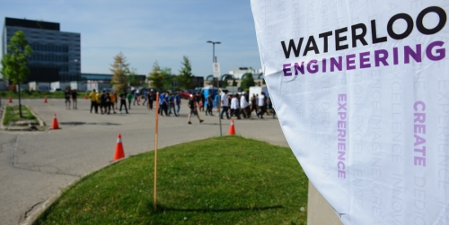 Waterloo Engineering banner