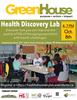 GreenHouse health discovery lab flyer