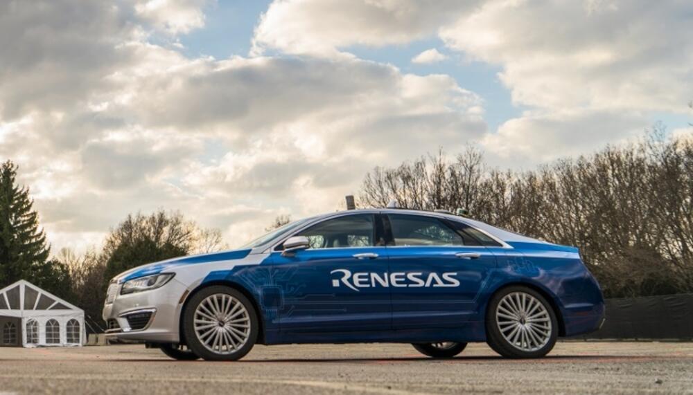 Renesas Skyline Car