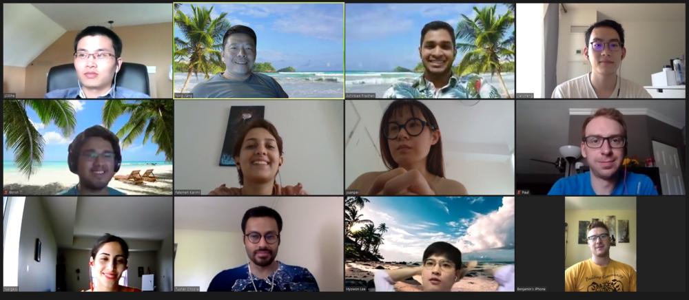 Online Group meeting