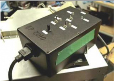 Christie's current Ballast Control Box (BCB)