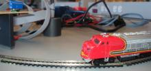 The Model Train