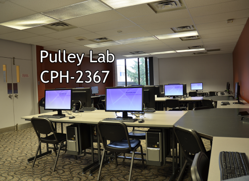 Pulley Lab photo
