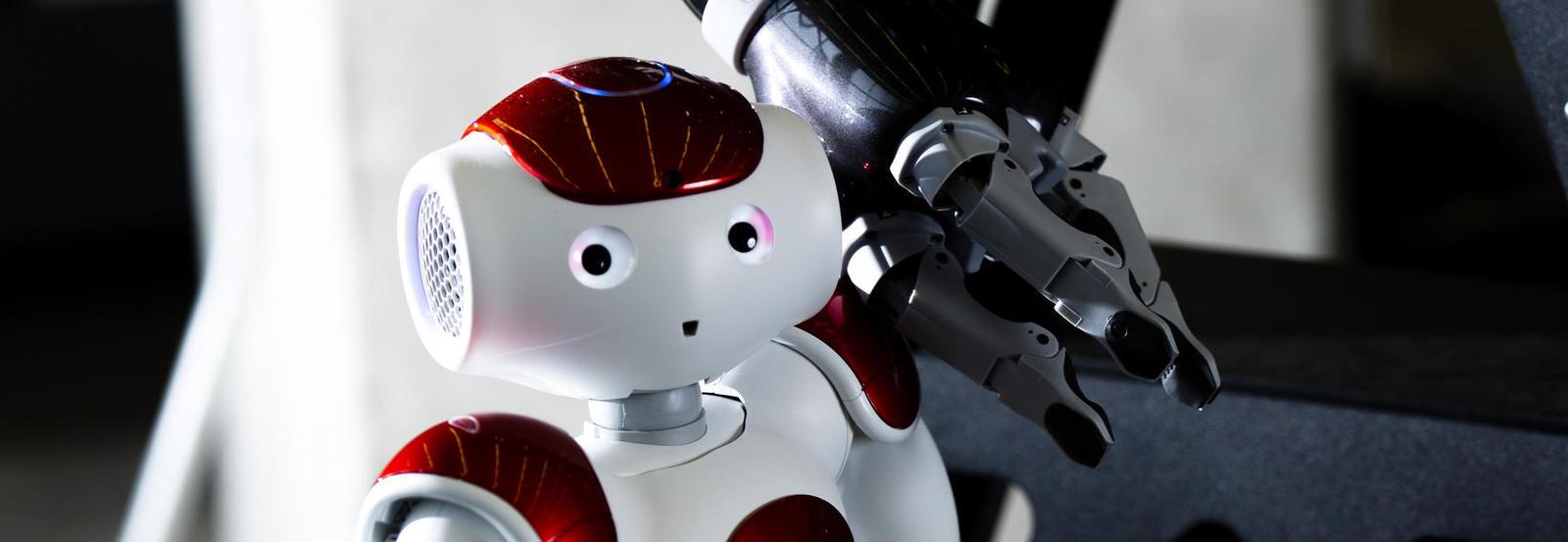 Robohub robots at waterloo engineering
