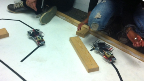 Fuel cell cars on course