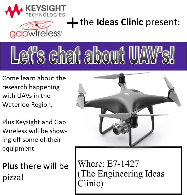 UAV Night flyer