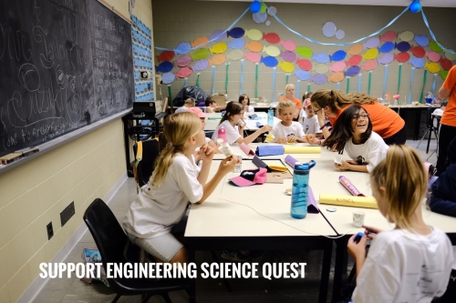 Support Engineering Science Quest Link