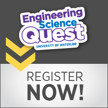 Engineering Science Quest Register Now Button