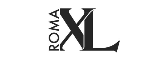 ROMA XL celebration logo