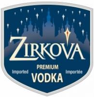 Zirkova Premium Vodak logo