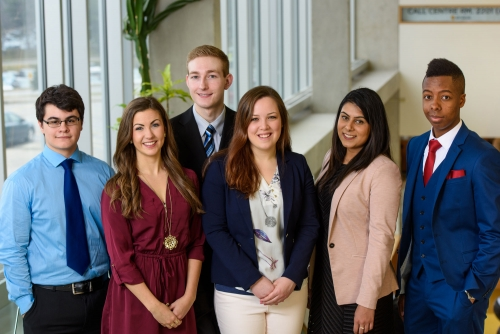 2016 University of Waterloo Co-op Students of the Year