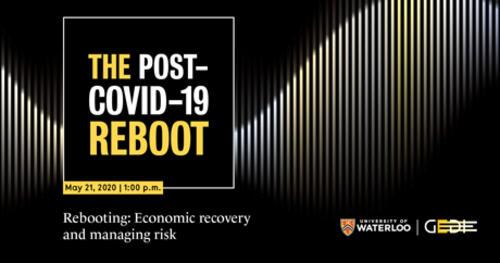 post-covid 19 reboot poster