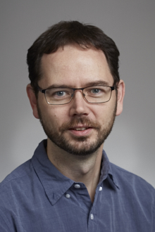 Mark Crowley, electrical and computer engineering professor