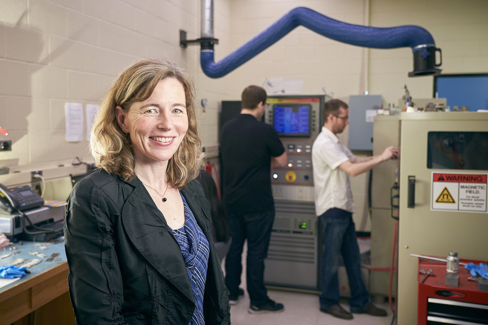 Mary Wells, new dean of Waterloo Engineering
