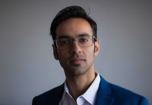 Omer Qadri (BASc 2011), MAX Youth Fellowship Program