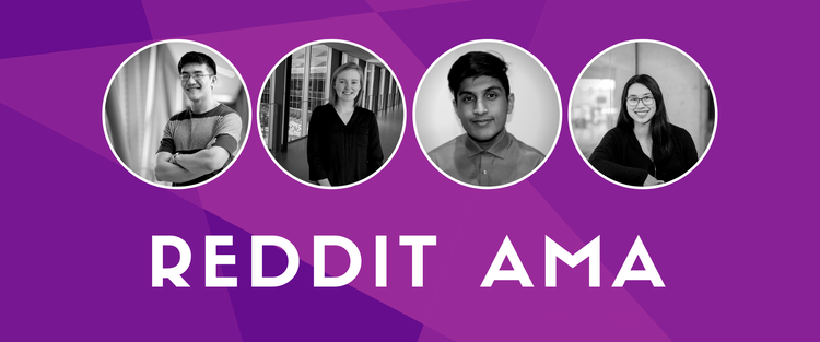 Reddit AMA Engineering