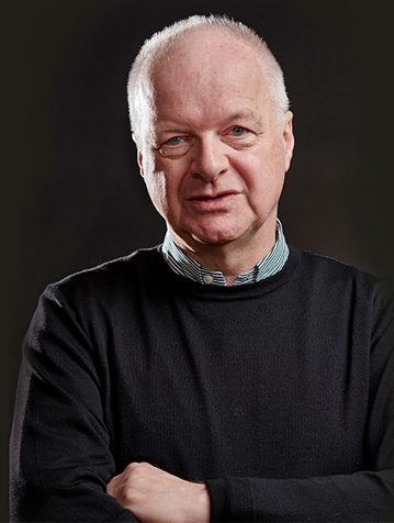 Robert Jan van Pelt, School of Architecture professor