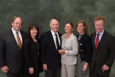The Marsland Family