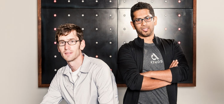 Athos co-founders