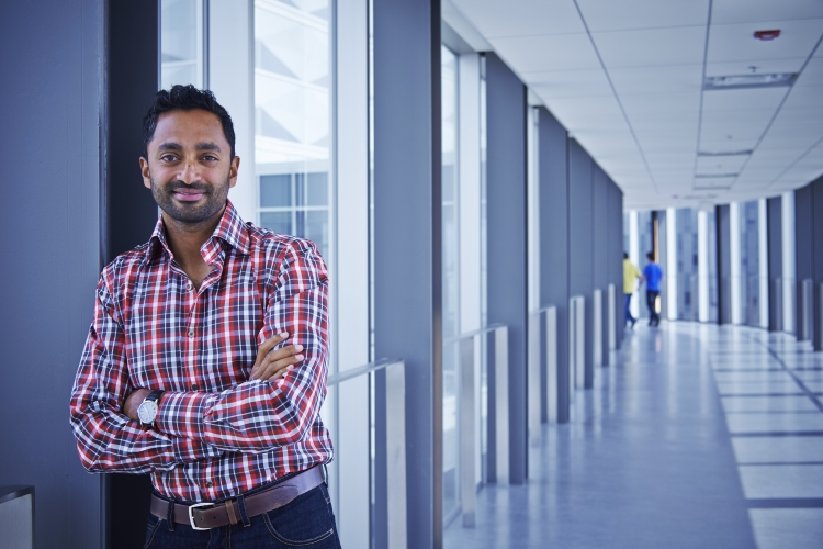 Silicon Valley venture capitalist and Electrical Engineering grad, Chamath Palihapitiya
