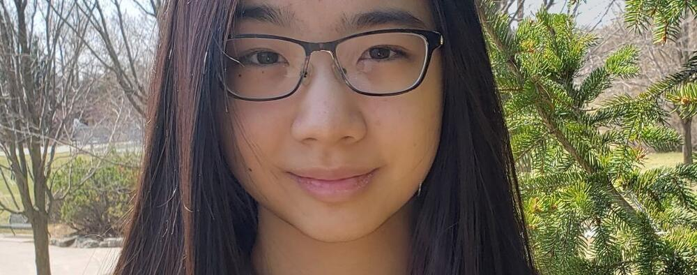 Kayley Ting is a biomedical engineering student at the University of Waterloo.