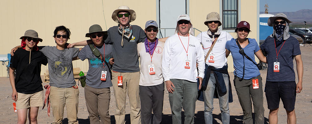 Rocketry student design team wins international competition