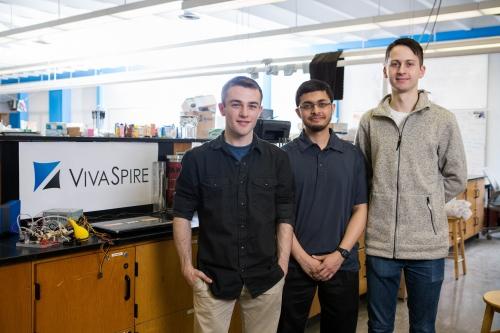 VivaSpire team members