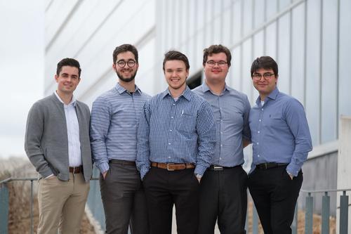 Stacktronic team members