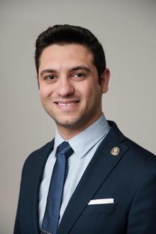 Martin Basiri (MASc 2013)