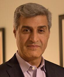 Amir Khajepour headshot