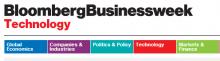 BloombergBusinessWeek website header