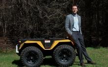 Matt Rendall, CEO Clearpath Robotics