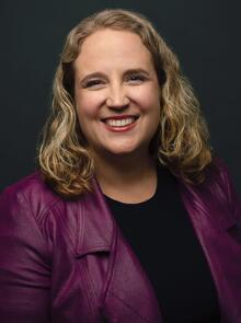 Stephanie Thompson (BASc 2001)