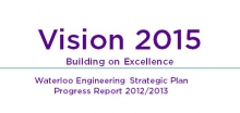 Vision 2015 Building on Excellence Progress Report 2012/2013
