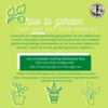 EngSoc Start a Garden and How to Not Kill Your Plants
