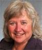 Administrative officer Liz Bevan