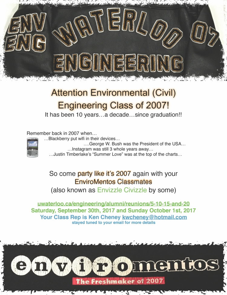 Class Flyer - 2007 Environmental