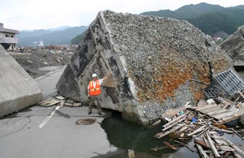 Natural disasters bring alumni together in Japan | Engineering