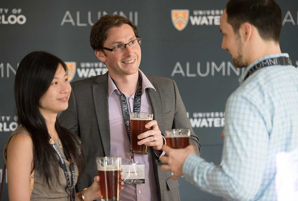 Uwaterloo Alumni Networking