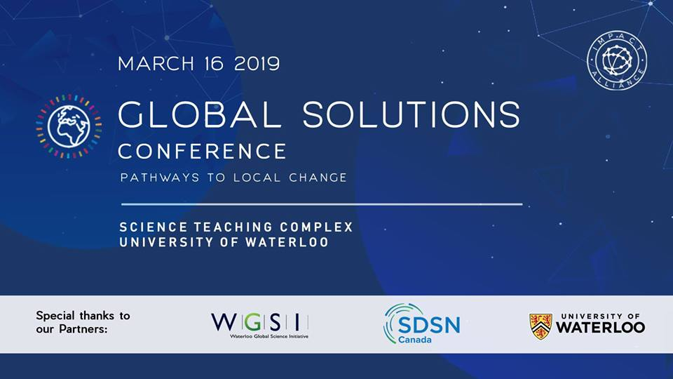 Global Solutions Conference 2019 event information